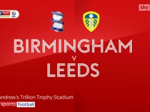Birmingham 1:0 Leeds United