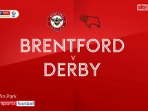 Brentford 3:3 Derby County