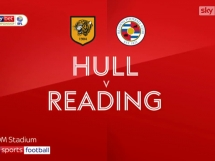 Hull City 3:1 Reading