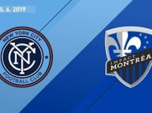 New York City FC 0:0 Montreal Impact
