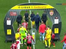 Guingamp 1:1 AS Monaco