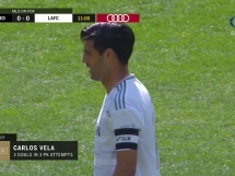 DC United 0:4 Los Angeles FC