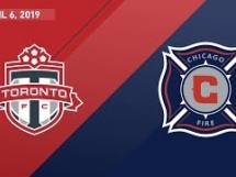 Toronto FC 2:2 Chicago Fire