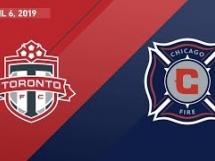Toronto FC 2:2 Chicago Fire