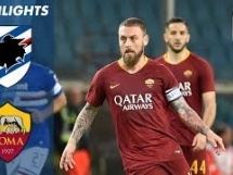 Sampdoria 0:1 AS Roma