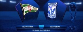 Lechia Gdańsk - Lech Poznań