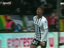 Angers 3:3 Stade Rennes