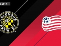 Columbus Crew 1:0 New England Revolution