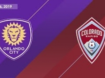 Orlando City 4:3 Colorado Rapids