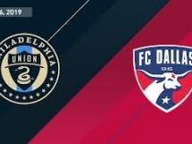 Philadelphia Union 2:1 FC Dallas
