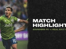 Seattle Sounders 1:0 Real Salt Lake