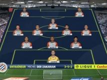 Nice 1:0 Montpellier