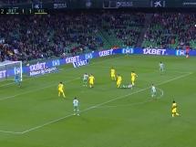 Betis Sewilla 2:1 Villarreal CF