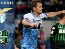 Lazio Rzym 2:2 Sassuolo