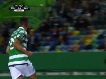 Sporting Lizbona 3:0 Rio Ave