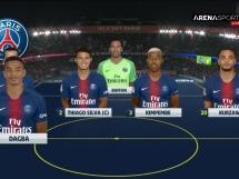 PSG 2:2 Strasbourg