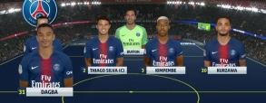 PSG - Strasbourg