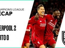 Liverpool 2:0 FC Porto
