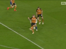 Hull City 2:1 Wigan Athletic