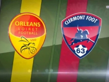 Orleans 2:1 Clermont Foot