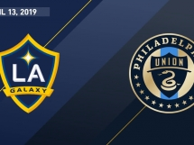 Los Angeles Galaxy 2:0 Philadelphia Union
