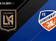 Los Angeles FC 2:0 Cincinnati