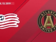 New England Revolution 0:2 Atlanta United