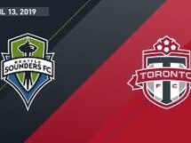 Seattle Sounders 3:2 Toronto FC