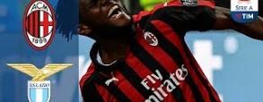 AC Milan - Lazio Rzym
