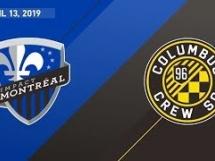 Montreal Impact 1:0 Columbus Crew