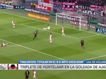 Ajax Amsterdam 6:2 Excelsior Rotterdam