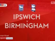 Ipswich Town 1:1 Birmingham