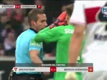 VfB Stuttgart 0:1 Bayer Leverkusen