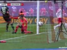 RB Lipsk 2:0 VfL Wolfsburg
