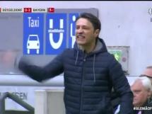 Fortuna Düsseldorf 1:4 Bayern Monachium