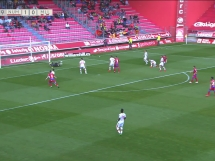 Numancia 1:1 Real Mallorca