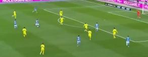 Fenomenalna bramka Milika przeciwko Chievo!