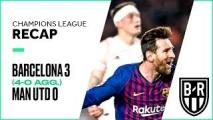 Barcelona nie dała szans United! [Filmik]