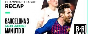FC Barcelona 3:0 Manchester United