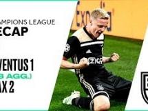 Juventus Turyn 1:2 Ajax Amsterdam