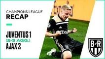 Niespodzianka sezonu! Ajax eliminuje Juve! [Filmik]