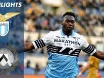 Lazio Rzym 2:0 Udinese Calcio
