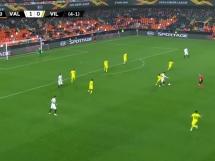 Valencia CF 2:0 Villarreal CF
