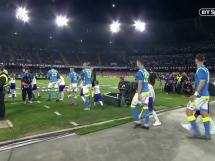 Napoli 0:1 Arsenal Londyn