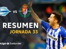 Deportivo Alaves 2:2 Real Valladolid