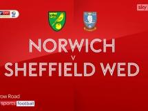 Norwich City 2:2 Sheffield Wednesday