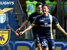 Lazio Rzym 1:2 Chievo Verona