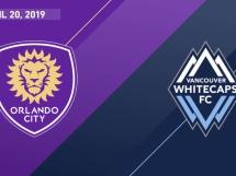 Orlando City 1:0 Vancouver Whitecaps