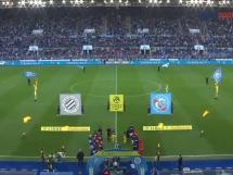Strasbourg 1:3 Montpellier