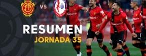 Real Mallorca 2:0 Rayo Majadahonda